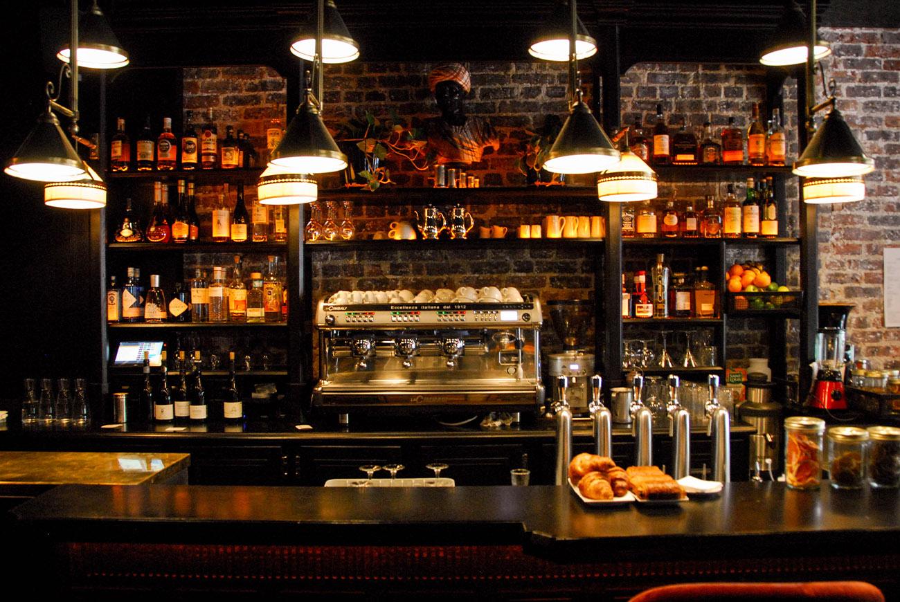 Bar La Demeure Monceau Paris 17ème
