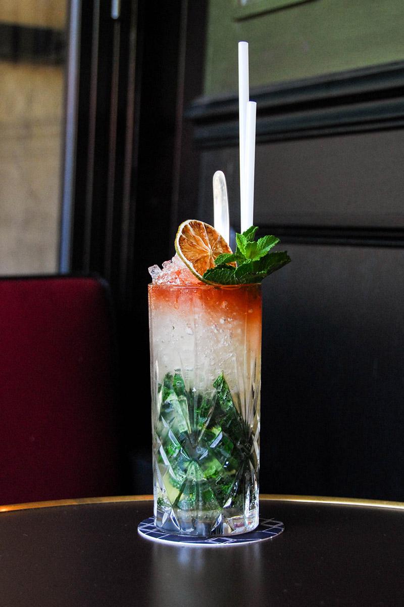 Long drinks Demeure Monceau Paris